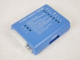 蓝色机箱电源测试仪