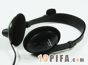 电音DT301 头戴式电脑耳机