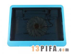 [蓝色经典]N-19彩色笔记本散热垫