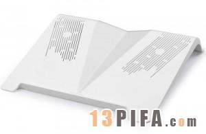 [白色]RL-505变形金刚冰锐笔记本散热垫\散热风扇