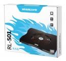 RL-501冰锐风火轮高级笔记本散热器\散热垫