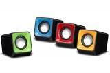 乐放LF-818彩色笔记本型小音箱