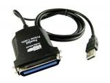 USB转1284并口打印线/打印机线