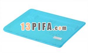 [蓝色]RL-606 冰锐炫彩超薄笔记本散热器\散热垫