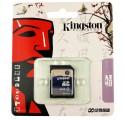 [原装正品]4G Kingston金士顿SD卡