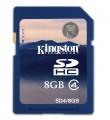 [原装正品]8G Kingston金士顿SD卡