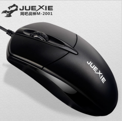 M-2001 爵蝎网吧战神游戏鼠标[USB]