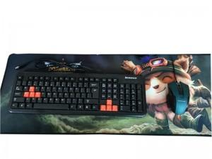 [30CMx80CMx2MM]玩家加长加厚键盘鼠标垫