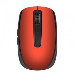 [朱砂红]CM-850G 创享2.4G电脑6D无线鼠标[配电池]