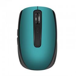 [墨绿色]CM-850G 创享2.4G电脑6D无线鼠标[配电池]