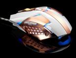 [白色镀金]T03 追光豹吃鸡8键自定义宏 dpi12档切换游戏鼠标