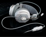 [白色]Y6 御侵者高端抗暴力加粗线头戴式游戏耳机[配包装]