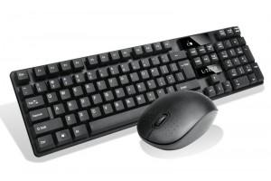 R100 狼技无线轻薄静音笔记本电脑游戏键鼠套装