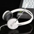 [白色]H5170 现代/HYUNDAI头戴式立体声电脑耳机