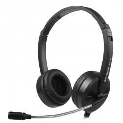 [黑色]H5170 现代/HYUNDAI头戴式立体声电脑耳机