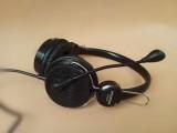 [黑色]M6150 MHYUNDAI/现代头戴式立体声电脑耳机