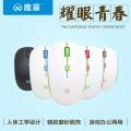 E30魔暴节能省电笔记本型光学无线鼠标[配电池]