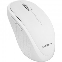 [白色2.4G无线]CW200凯迪威6D时尚办公游戏无线鼠标