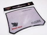 [260x200*2]H8小野狼锁边游戏办公鼠标垫
