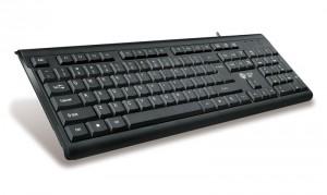 [USB]K11狼技经典商务风办公家用单键盘