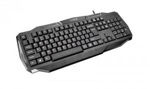 [USB]K10 狼技精英版商务办公游戏电脑键盘