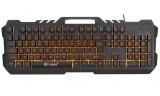 [黑色字符发光]K21力镁机械风暴游戏竞技键盘